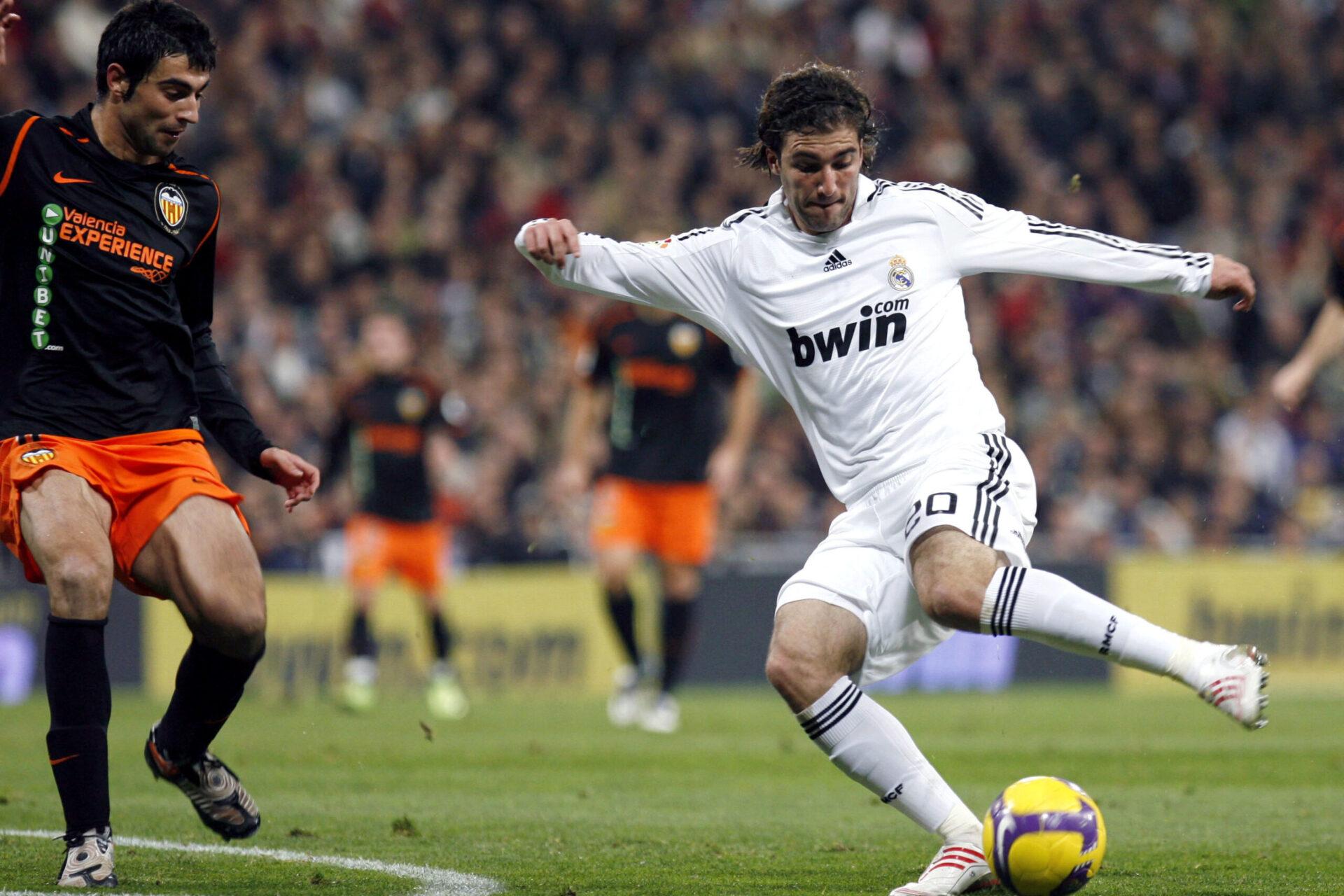 Raul, un destin à la Zidane ? (iconsport)