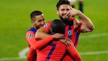 Olivier Giroud est toujours aussi impressionné par Kanté (iconsport)
