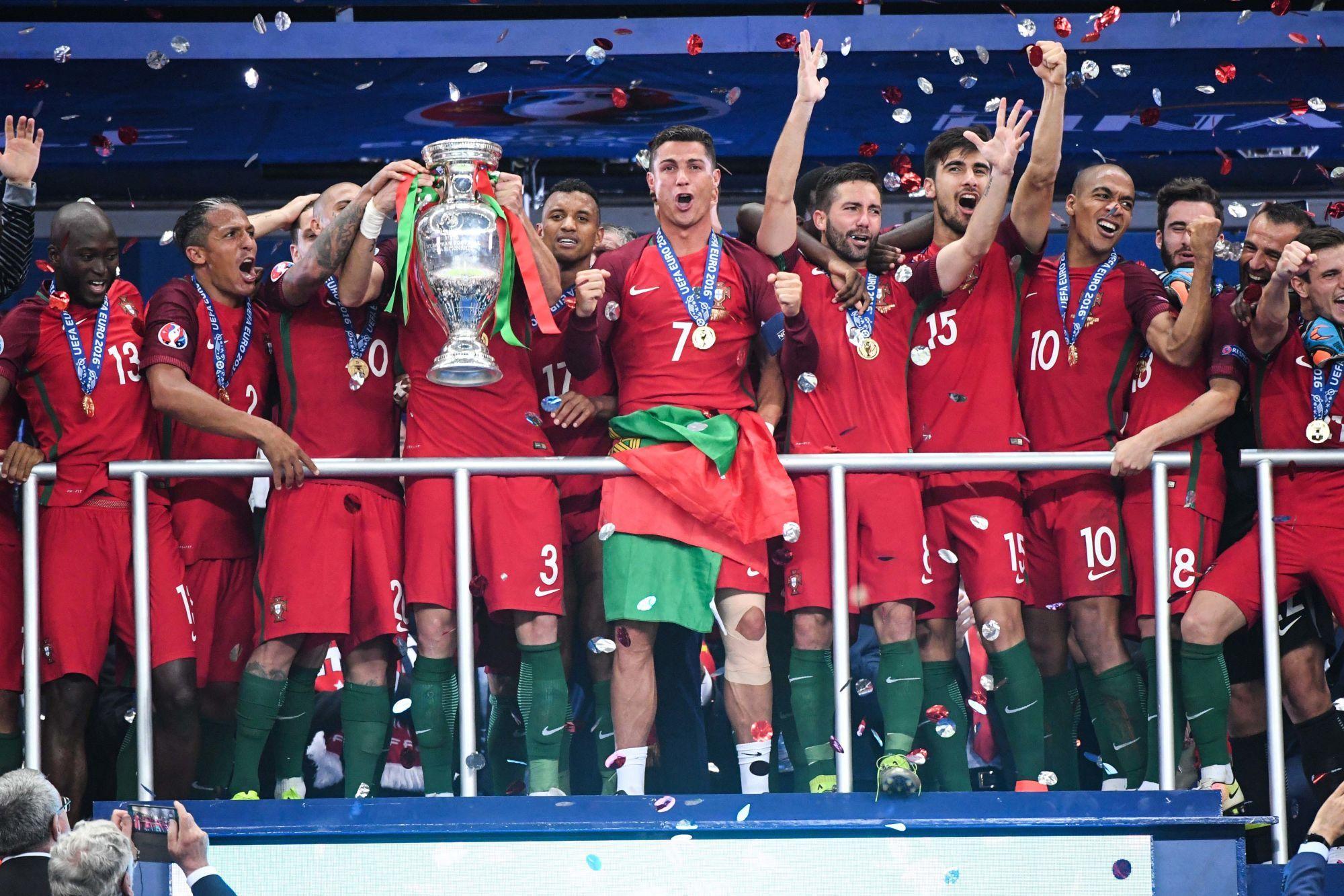 Euro : Cristiano Ronaldo, Ruben Dias, Bruno Fernandes... La liste des 26 du Portugal ! (iconsport)