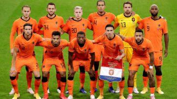 La sélection des Pays-Bas pour l'Euro est une nouvelle fois jeune (iconsport)