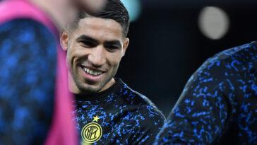 L'Inter Milan demande beaucoup pour Achraf Hakimi (iconsport)