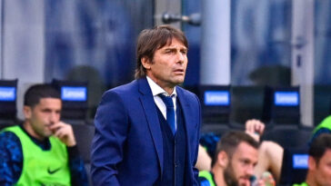 Malgré le Scudetto remporté cette année, Antonio Conte pourrait quitter l'Inter (iconsport)