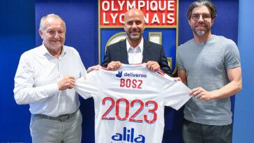 OL, Mercato : Peter Bosz devient le nouvel entraîneur (officiel)