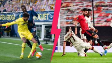 Arsenal au Villarreal (Iconsport)