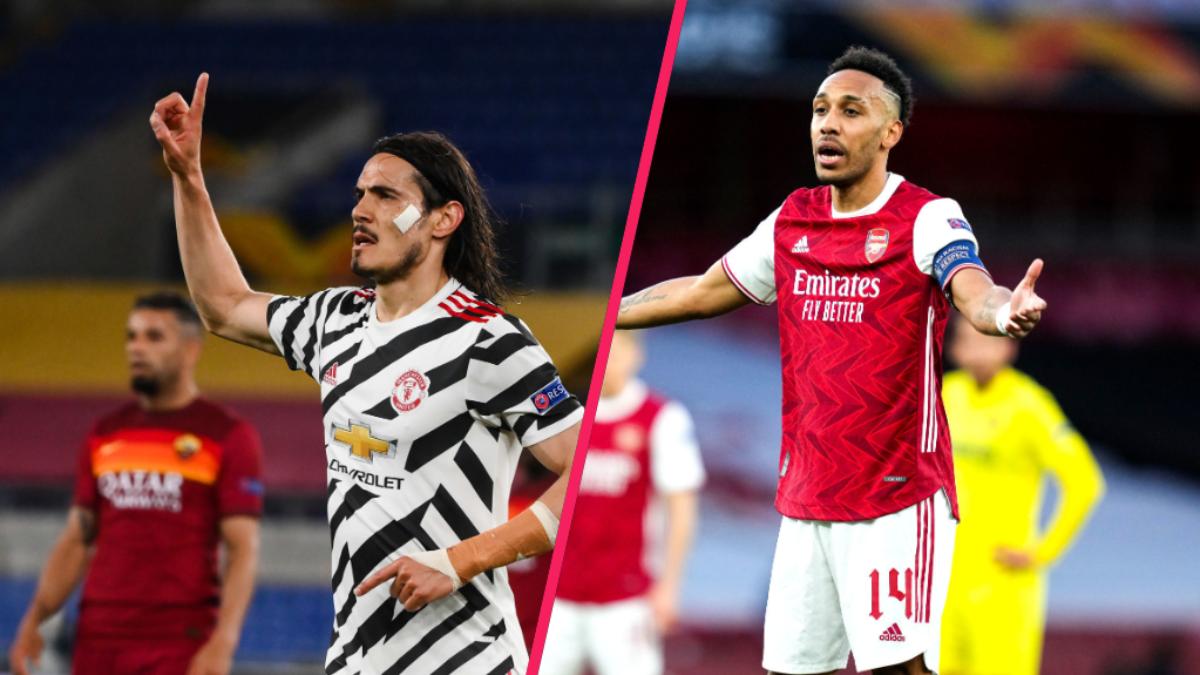 Manchester United s'est qualifié pour la finale de la Ligue Europa malgré sa défaite contre la Roma (2-3), tandis qu'Arsenal a été éliminé aux portes de la finale par Villarreal (0-0). Icon Sport