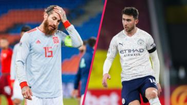 Ramos et Laporte ne seront donc pas coéquipiers avec l'Espagne pendant l'Euro (iconsport)