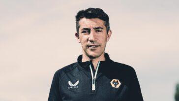 Bruno Lage est le nouvel entraîneur de Wolverhampton (Twitter Wolves)