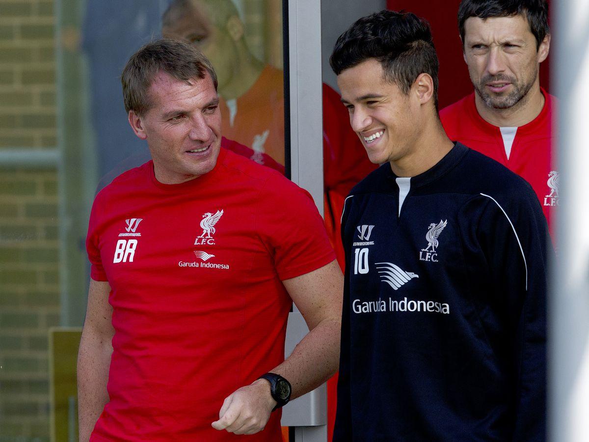 Coutinho pourrait retrouver Brendan Rodgers à Leicester (liverpoolecho.co.uk)