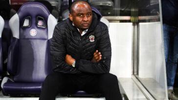 Patrick Vieira va retrouver un banc d'entraîneur en Premier League. Icon Sport