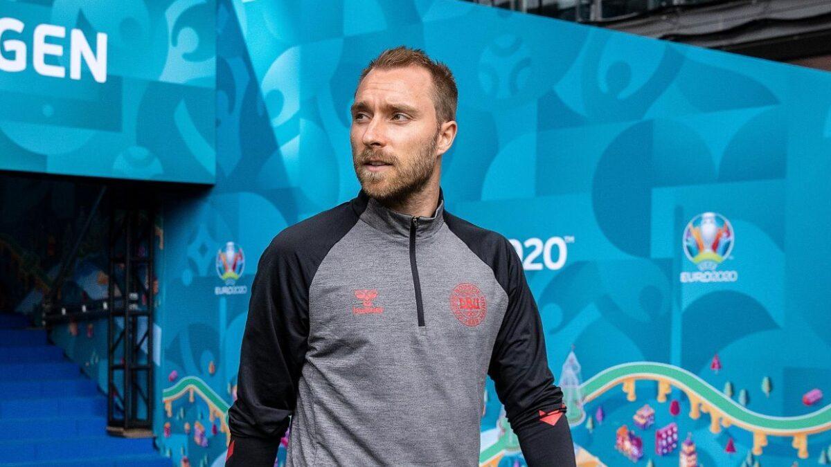 Christian Eriksen a été victime d'un malaise lors de Danemark - Finlande. L'UEFA annonce que le joueur se trouve dans un état stable (iconsport)