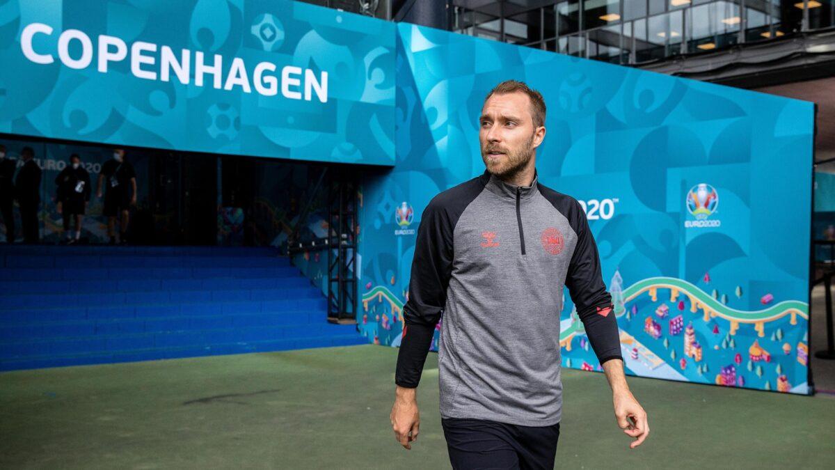 Christian Eriksen sera équipé d'un dispositif cardiaque qui doit prévenir d'éventuelles défaillances - Icon Sport