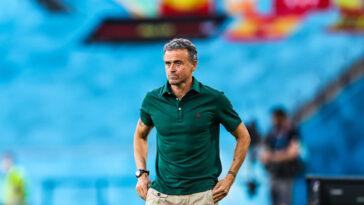 Le sélectionneur de l'Espagne a préféré mettre en valeur la qualité de la Pologne plutôt que la faiblesse de la Roja. Icon Sport