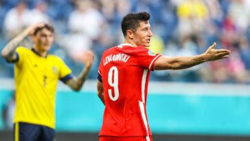Euro 2020 : La Pologne éliminée malgré Lewandowski, la Suède en tête de son groupe (iconsport)