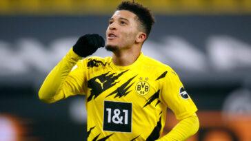 Manchester United et Dortmund seraient proches d'un accord pour Sancho (iconsport)