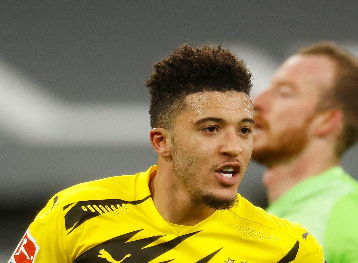 Jadon Sancho devrait enfin rejoindre Manchester United après quatre saisons au Borussia Dortmund. Icon Sport