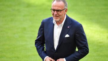 Karl-Heinz Rummenigge va bientôt quitter le Bayern (iconsport)