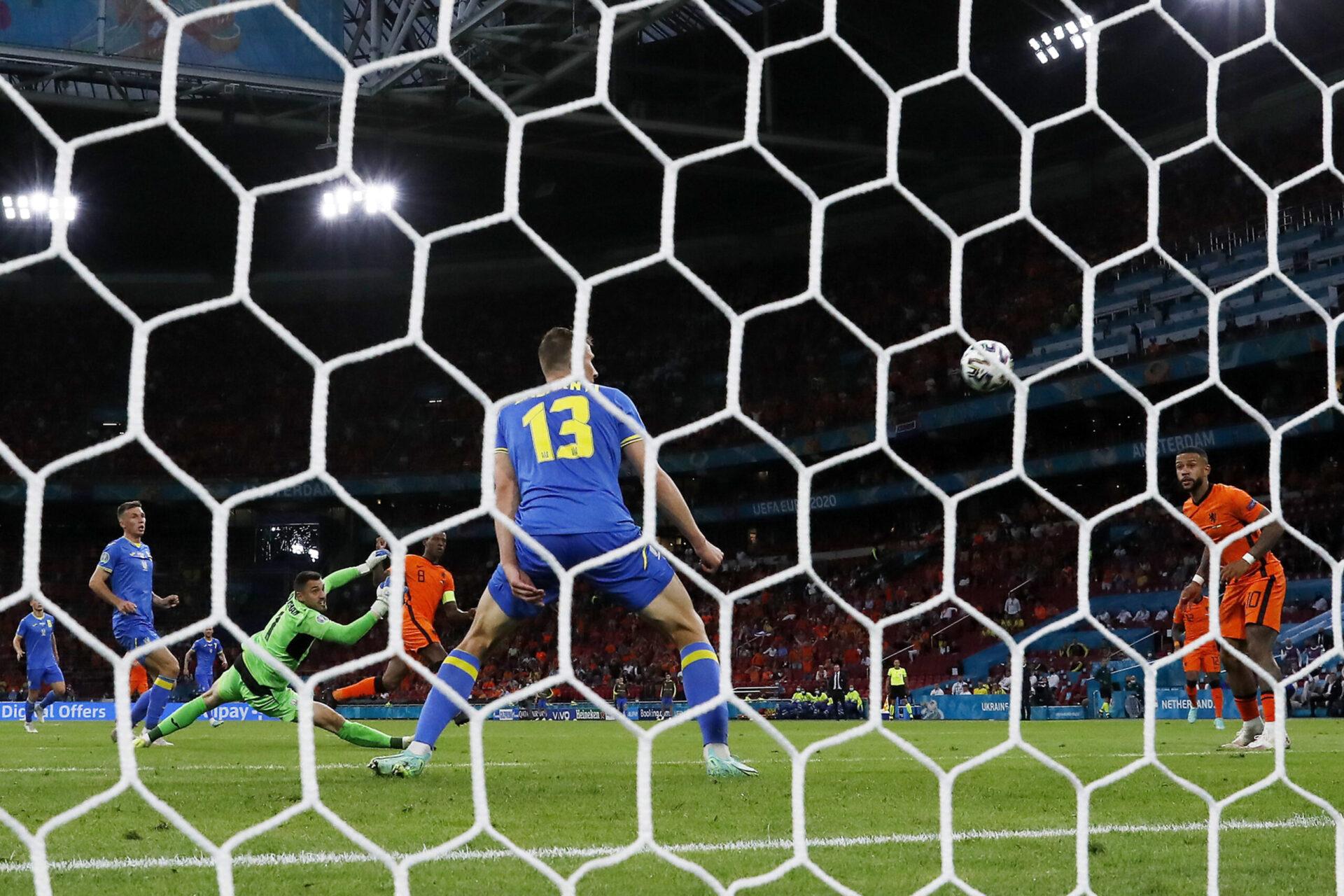 L'ouverture du score de Georginio Wijnaldum (iconsport)
