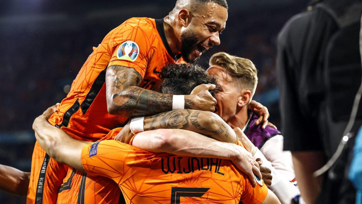 Pas inquiétés par l'Autriche, les Pays-Bas signent un deuxième succès en deux matchs et s'assurent la tête du groupe C (iconsport)