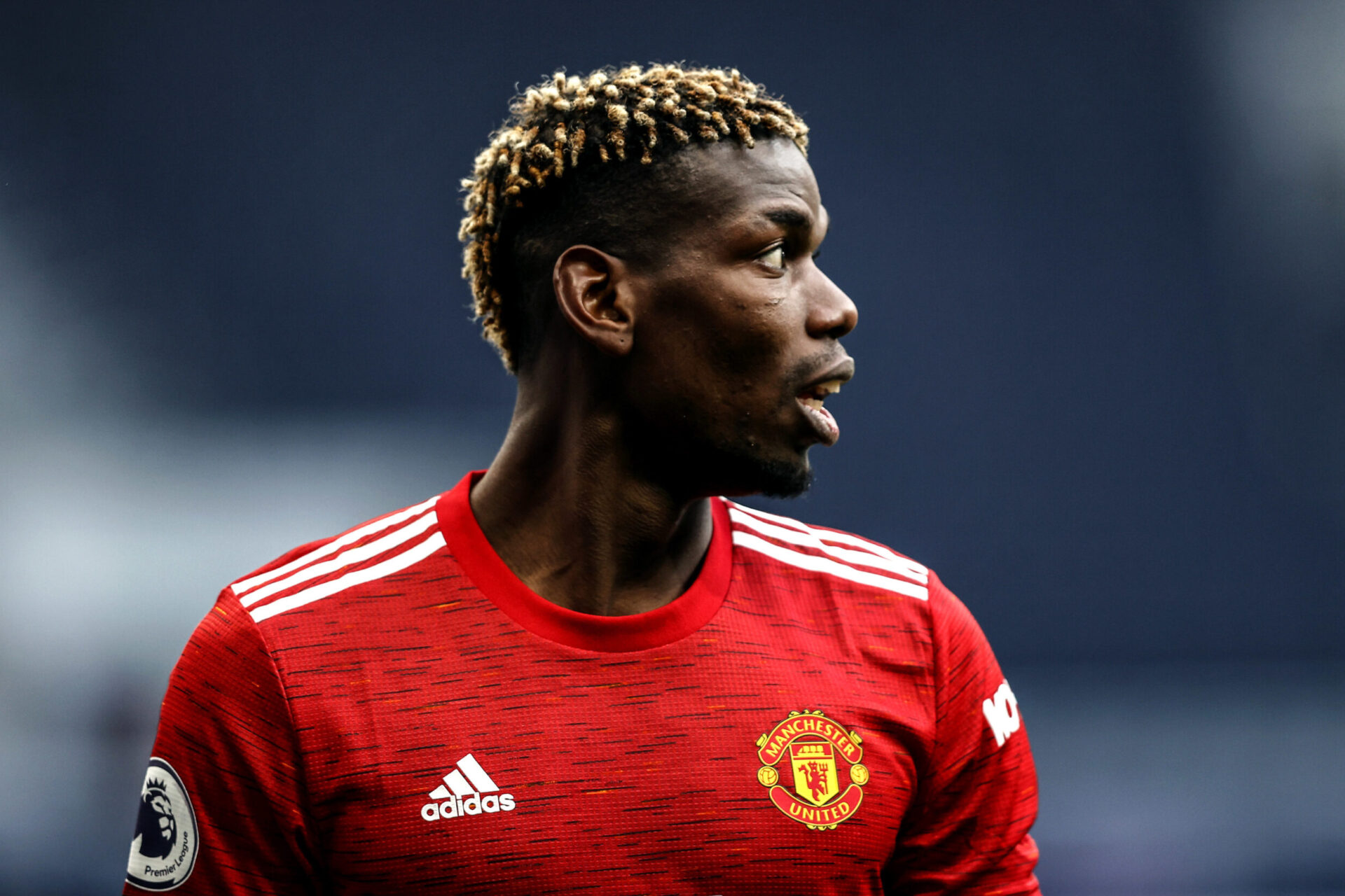 Paul Pogba sera en fin de contrat l'été prochain à Manchester United où il est arrivé à l'été 2016 (iconsport)