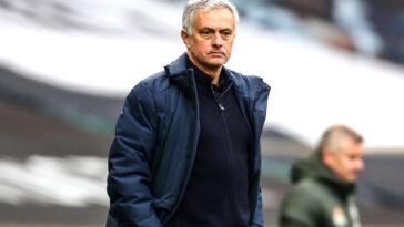 José Mourinho sera sur le banc de l'AS Rome pour la saison prochaine (iconsport)