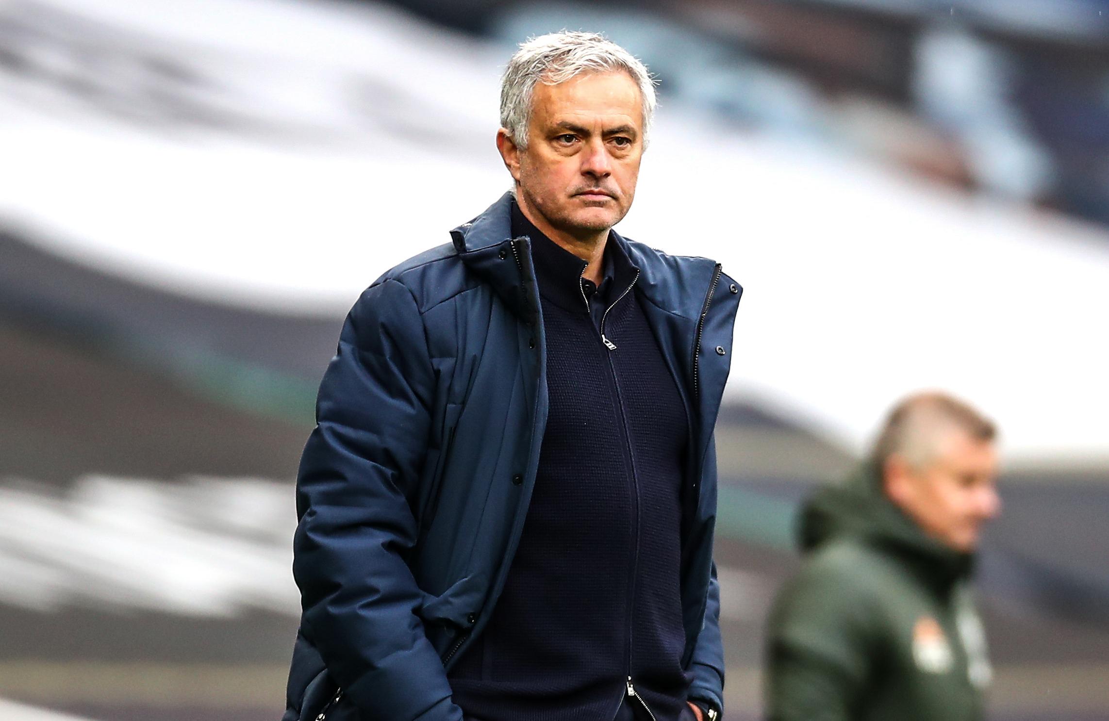 AS Rome : Mourinho justifie son choix de rejoindre l'Italie