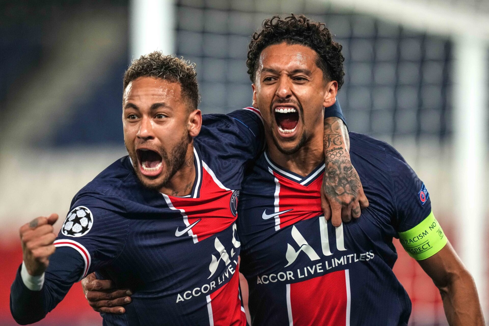 Finaliste de la Ligue des champions en 2020, demi-finaliste en 2021, le PSG grandit selon Neymar (iconsport)