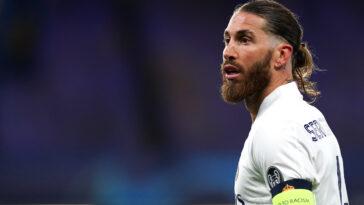 Sergio Ramos quitte le Real Madrid après 16 années passées chez les Merengue. Icon Sport