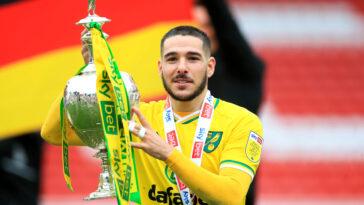 Champion de Championship avec Norwich, Emiliano Buendia rejoint Aston Villa contre un montant record (iconsport)