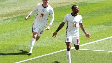 Euro 2020 : Sterling lance l'Euro de l'Angleterre face à une triste Croatie (1-0) (iconsport)