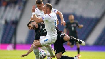La Croatie se met en grosse difficulté après le match nul face à la République Tchèque (iconsport)