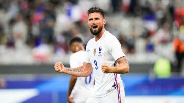 Olivier Giroud s'est une nouvelle fois montré redoutable mardi soir (iconsport)