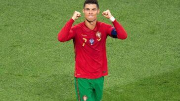 Cristiano Ronaldo, un amoureux des victoires (Icon Sport)