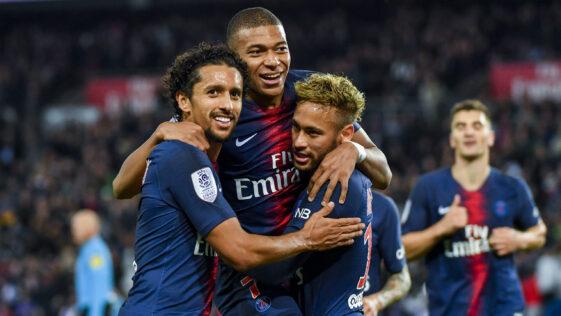 Paris a fait le choix de ne pas libérer ses joueurs pour les Jeux Olympiques. Cela concerne directement Marquinhos, Mbappé et Neymar (iconsport)