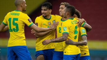 Les joueurs brésiliens devraient bien disputer la Copa América (iconsport)