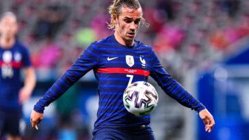 Antoine Griezmann l'affirme, il tirera les penalties de l'Equipe de France à l'Euro cet été (iconsport)