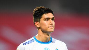 Après un prêt d'une saison, Leonardo Balerdi va être définitivement transféré à l'OM (iconsport)