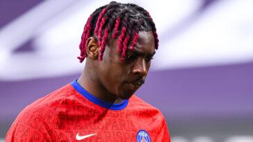 Moise Kean veut rester à Paris la saison prochaine (iconsport)