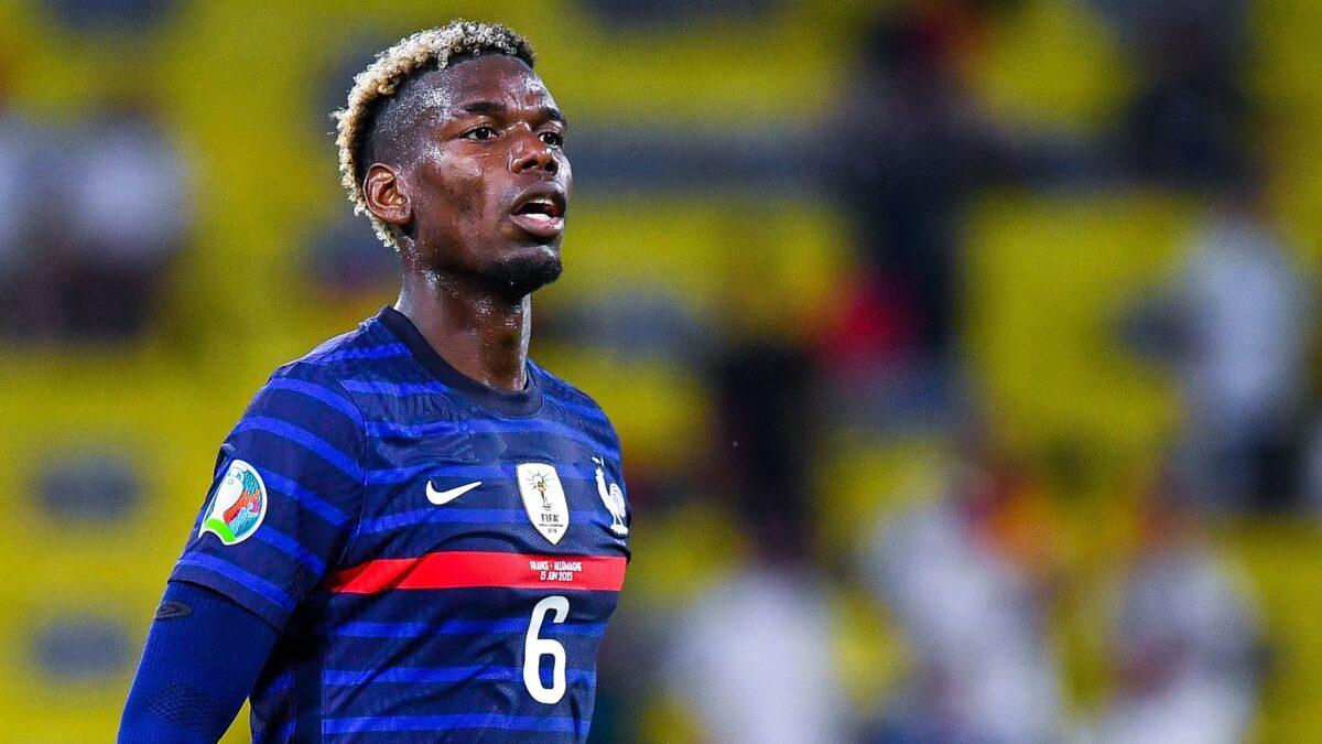 Paul Pogba a réalisé un gros match face à l'Allemagne (iconsport)