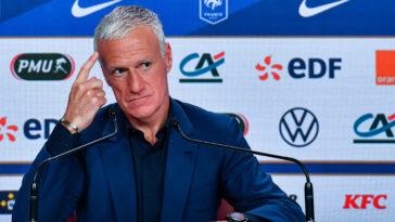 Didier Deschamps a livré une interview à l'AFP (iconsport)