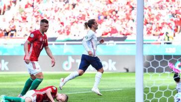 Euro 2020 : La France accrochée par la Hongrie et pas encore qualifiée ! (iconsport)