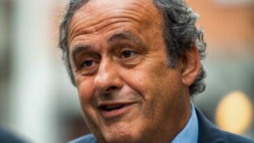 Michel Platini va retrouver un poste au sein de la FIFPro, le syndicat mondial des joueurs. Icon Sport