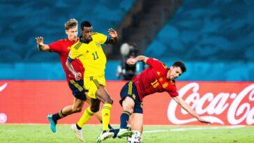 L'Espagne n'a pas trouvé la solution face à une Suède accrocheuse - Icon Sport