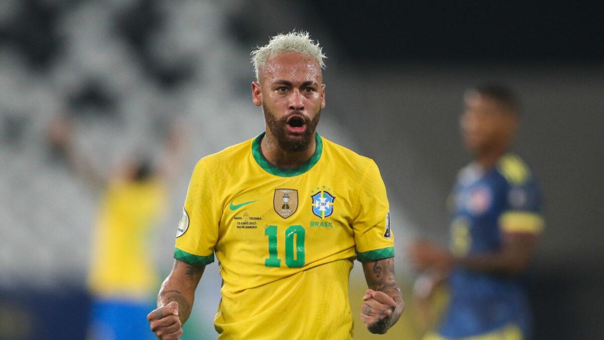 Grâce à Neymar, passeur, le Brésil a décroché un troisième succès en autant de matchs à la Copa America (iconsport)