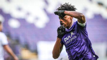 Arsenal veut Albert Sambi Lokonga (iconsport)