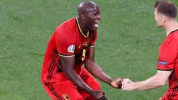 Romelu Lukaku et Thomas Meunier ont été les grands bonhommes de la Belgique, qui a facilement disposé de la Russie (3-0) à l'Euro 2020 ce samedi 12 juin. Icon Sport