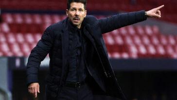À l'Atlético depuis 2011, Diego Simeone va prolonger son contrat jusqu'en 2024 (iconsport)