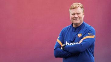 Ronald Koeman sera l'entraineur du Barça la saison prochaine (iconsport)