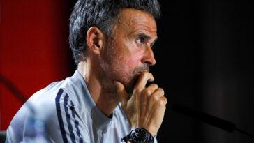 Luis Enrique et l'Espagne vivent une préparation très difficile (iconsport)