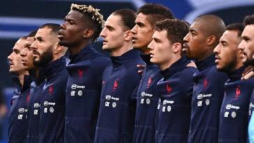 Les Bleus ont leur sort entre leur main. En fonction de leur résultat contre le Portugal, leur adversaire en huitièmes de finale peut être très différent - Icon Sport