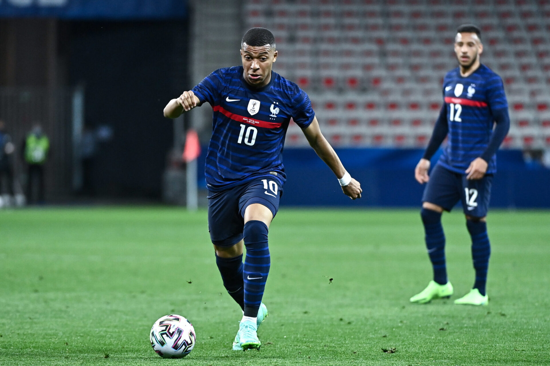 Pour Mbappé, le match face à l'Allemagne sera le plus difficile en poules pour l'Equipe de France (iconsport)